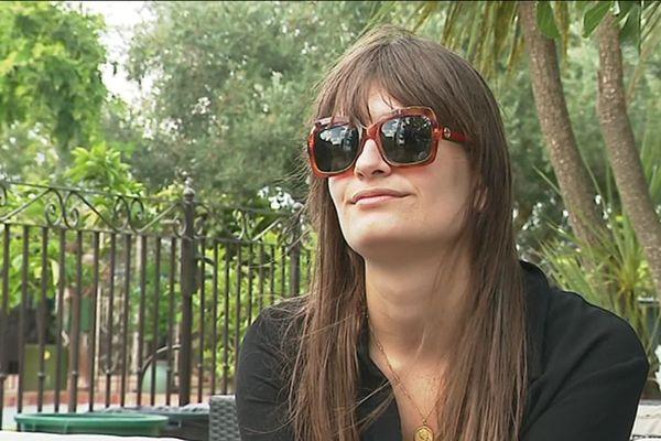 Clara Luciani au Mas des Escaravatiers