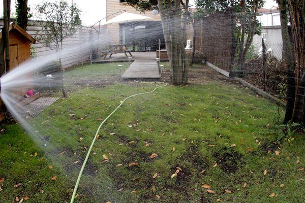 Levée des restrictions d'usages de l'eau dans l'Orne. L'arrosage des jardins avait été interdit cet été dans certaines zones.