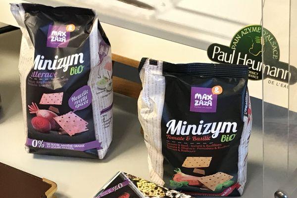 Les crackers d'apéritifs séduisent surtout les Italiens