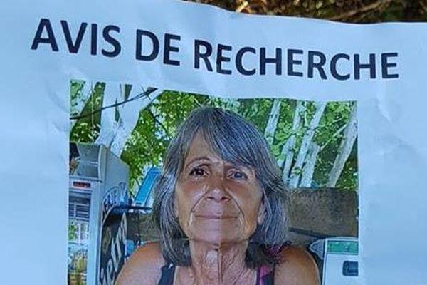 Septuagénaire disparue à Venzolasca, les recherches se poursuivent
