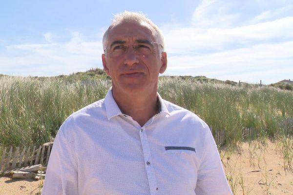Christophe Sueur - maire Saint-Pierre-d'Oléron