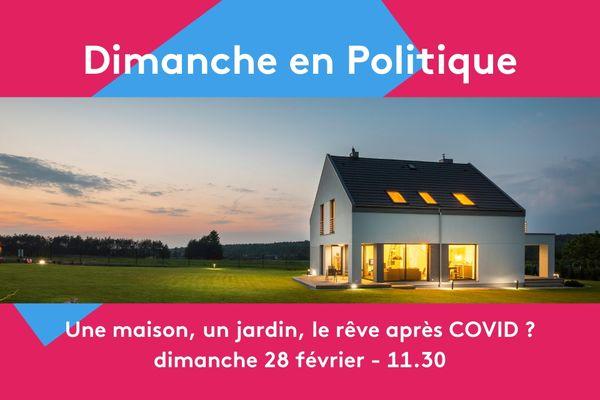 une maison, un jardin, le rêve après COVID
