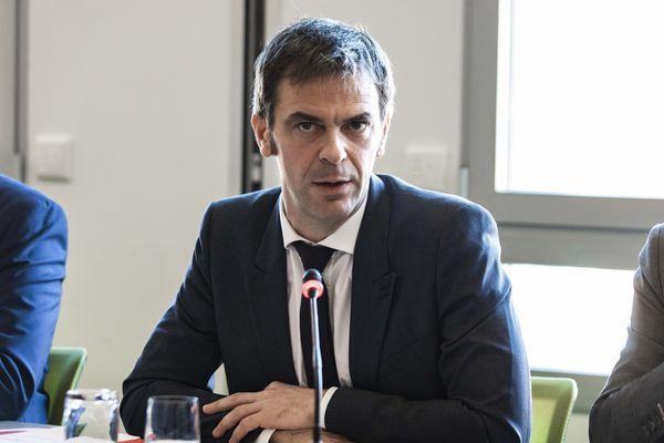 Olivier Véran a pris ses fonctions au ministère de la santé ce lundi 17 février.