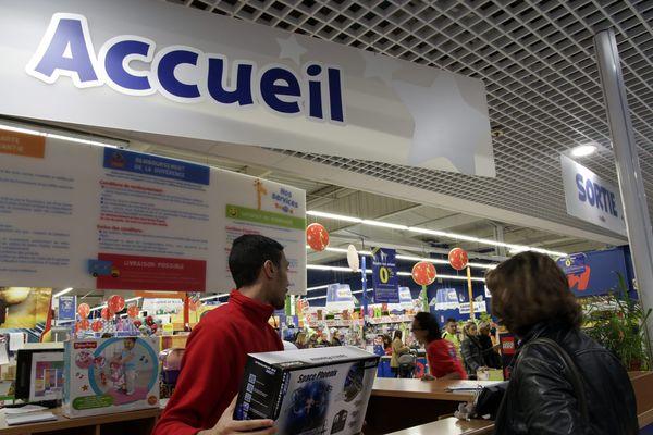Les cinq magasins Toys'R'Us de la région Paca seront-ils impactés par les licenciements prévus par le groupe?