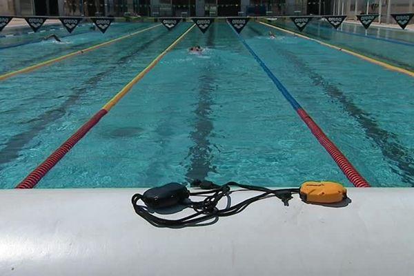 C'est dans les bassins de la piscine neptune de Montpellier que les nageurs ont mis en place les derniers réglages avant le championnat d'Europe à Glasgow. Le tout sous une chaleur caniculaire, sur et en dehors de l'eau.