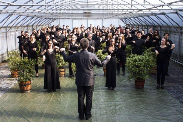 Orchestre Victor Hugo Franche-Comté avec Jean-François Verdier, direction