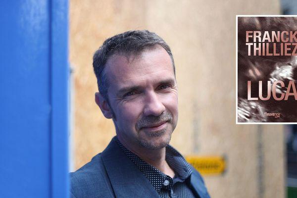 """Franck Thilliez présente son nouveau thriller, """"Luca"""""""