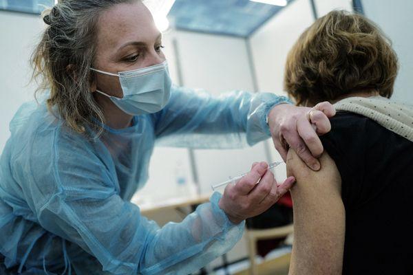 Les Alpes-Maritimes sont l'un des départements où le plus d'habitants ont été vaccinés.