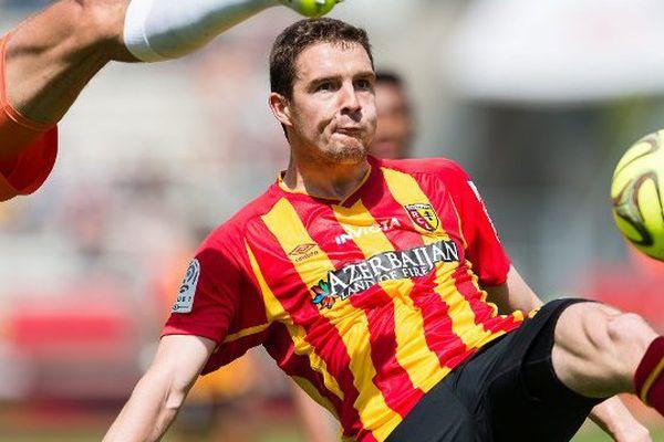 Benjamin Boulenger a quitté Lens pour Charleroi sans indemnité de transfert.