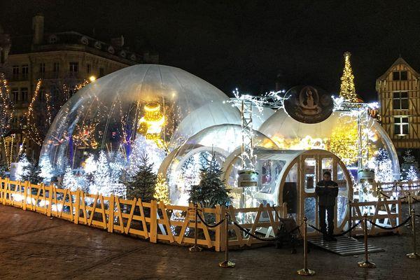 Les bulles enchantées de Troyes seront présentes en 2019