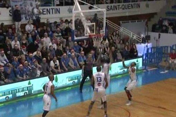 Saint-Quentin a remporté son match face à Hyères