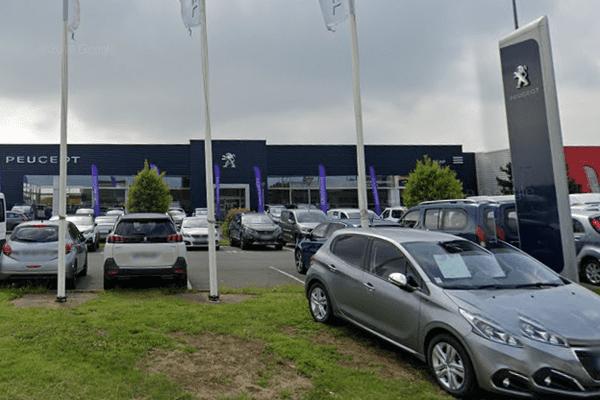 Concessionnaire Peugeot à Poitiers