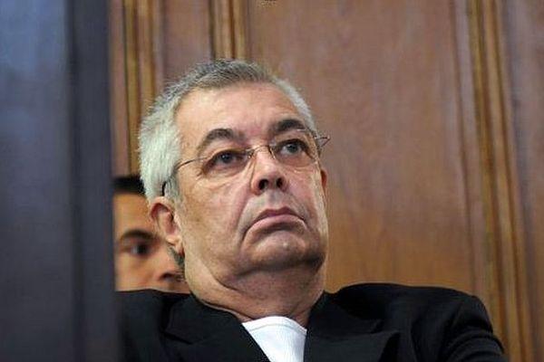 Montpellier - Jean-Michel Bissonnet lors de son procès aux Assises - archives