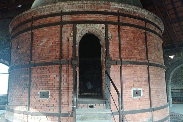 Le four des Casseaux, classé aux Monuments Historiques depuis 1987