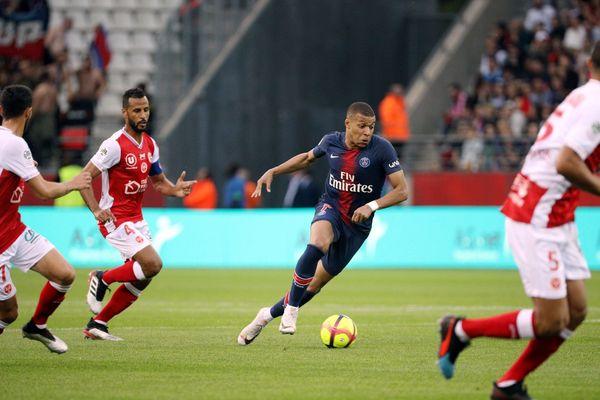 Stade de reims/PSG, 24 mai 2019.