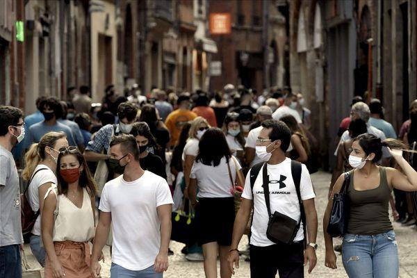 Toulouse et 16 communes de la métropole passent en zone d'alerte maximale