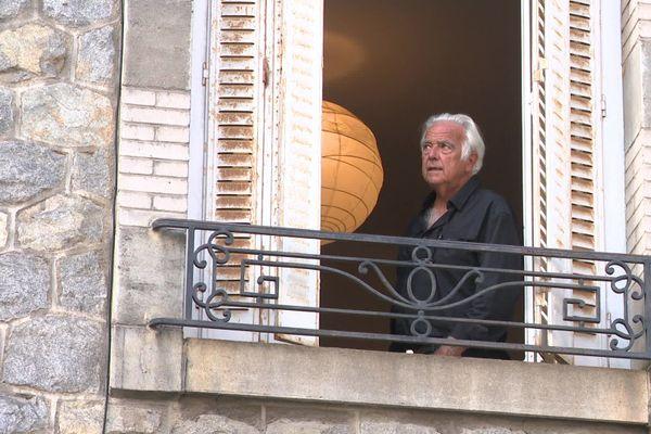 Michel Bruzat, directeur du théâtre de La Passerelle à Limoges