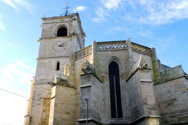 Le père Yves Kissi a reçu un lettre anonyme à la paroisse de l'Isle-sur-la-Sorgue.
