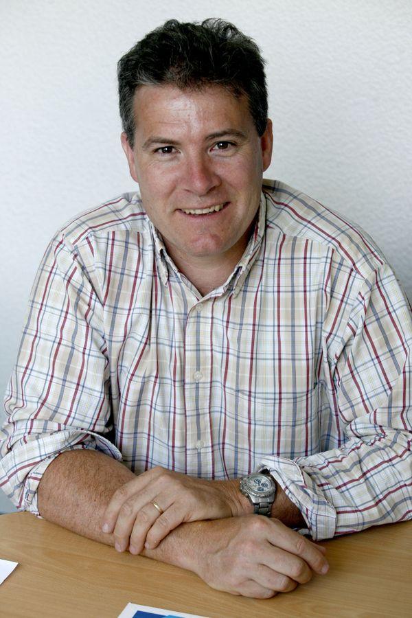 Philippe Dulieu, PDG de RD-Biotech