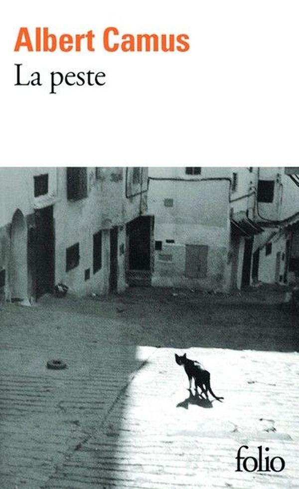 Le  roman La Peste d'Albert Camus, paru en 1947, résonne fortement avec l'épidémie de Covid-19 . On note une remontée spectaculaire dans les ventes de livres!
