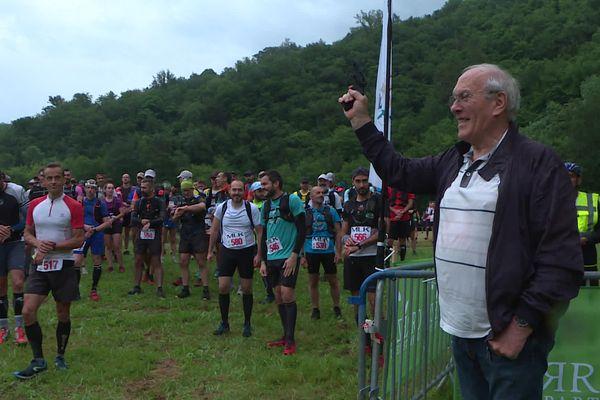 Un millier de coureurs étaient au départ de l'un des 9 parcours de la Brive Tulle Nature.