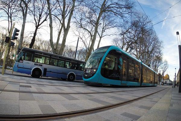 Les transports urbains du Grand Besançon seront probablement particulièrement touchés par la grève du 5 décembre