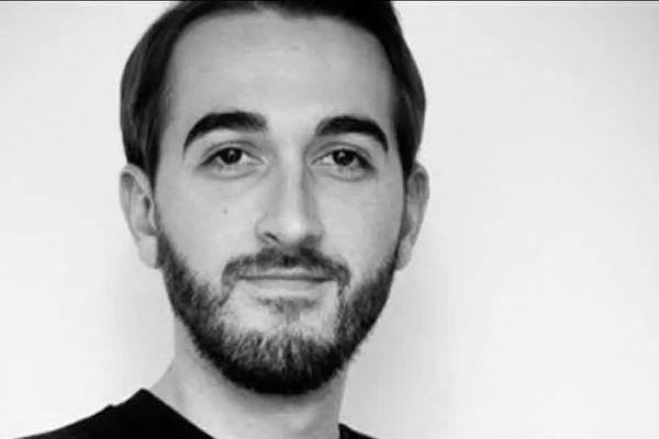 Cédric Gomet, l'une des 130 victimes des attentats de Paris