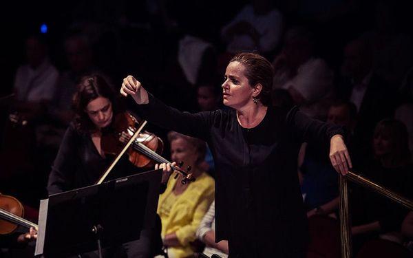 La cheffe d'orchestre Speranza Scappucci est la directrice musicale de l'opéra de Royal de Wallonie à Liège.