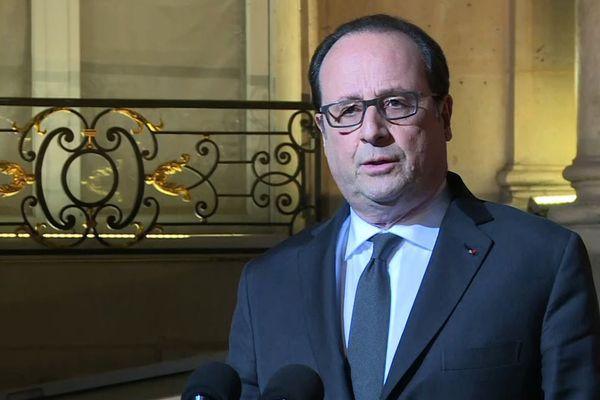 François Hollande réunit un conseil de défense ce vendredi.