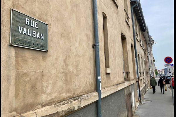 Pour la première fois, la présence du moustique tigre est confirmé dans le quartier Blandan, rue Vauban à Nancy.