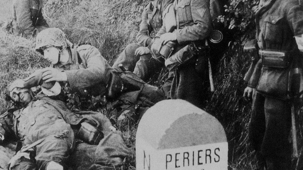 Le Debarquement En 10 Questions Quel Est Le Bilan Humain De La Bataille De Normandie