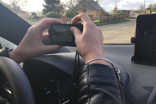 L'art de photographier sans se faire voir