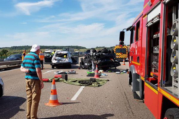 7 personnes ont été légèrement blessées