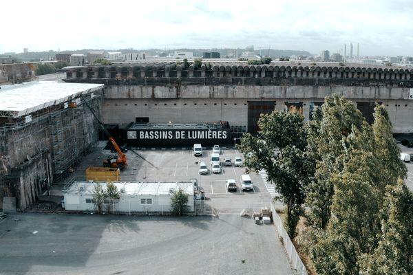 La base sous-marine de Bordeaux dispose désormais d'un nouvel accès pour le public.