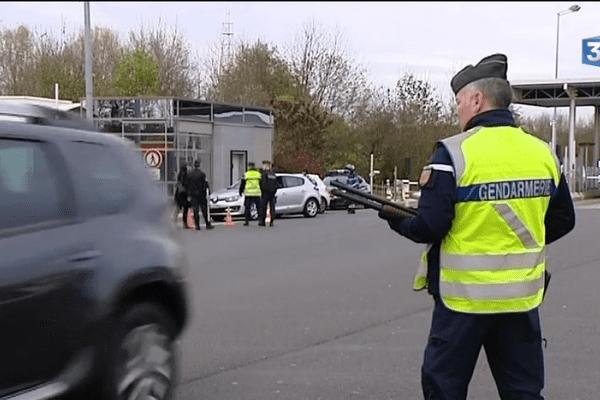 Attentats à Paris : des contrôles routiers dans la Sarthe