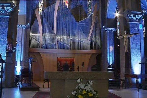 Le nouvel orgue monumental de l'église Saint-Nicolas du Pouliguen est une pièce unique qui a nécessité 2 ans de travail.