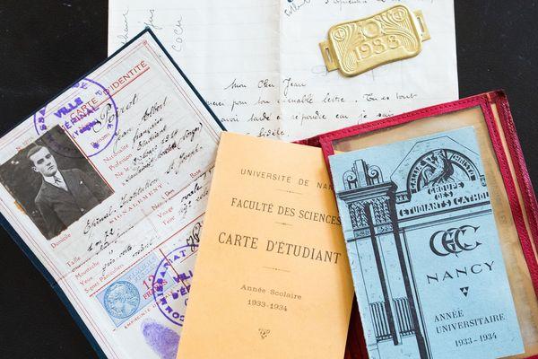 Des documents qui semblent tout récents mais qui datent pourtant de 1933.
