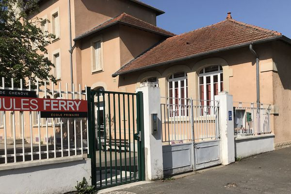 L'école Jules Ferry à Chenôve était fermée ce 28 juin