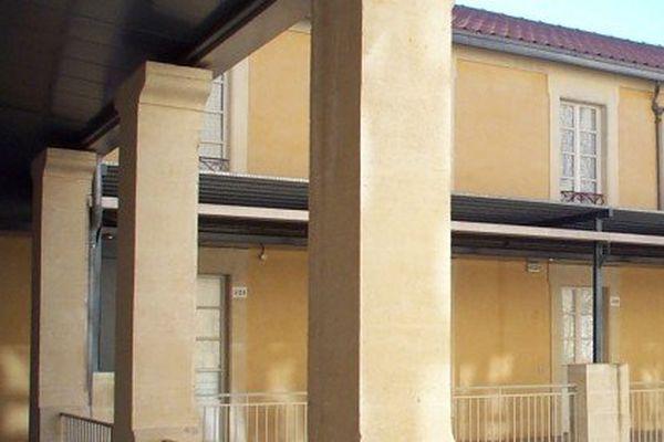 le lycée Henri IV à Béziers