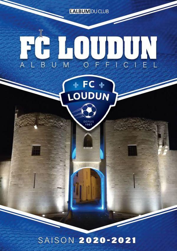Couverture de l'album Panini FC Loudun