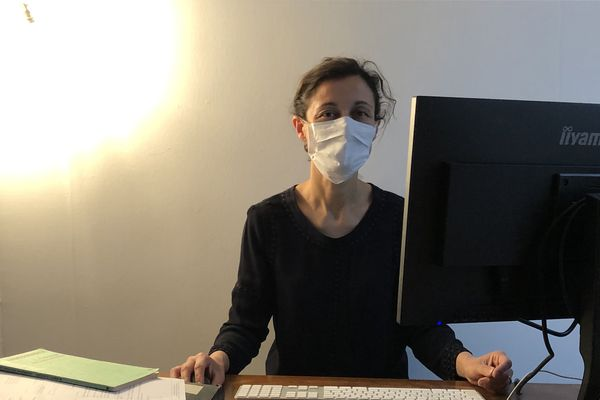 Le docteur Caroline Brousse Favelle