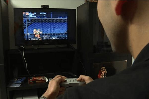 """L'entreprise marseillaise """"Rush on Game"""" est devenue leader sur le marché des jeux vidéo à la mode des années 90"""