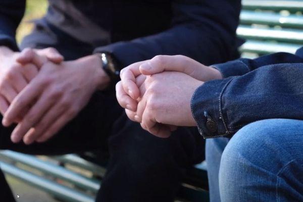 """A Grenoble, l'association Passible """"accompagne"""" les auteurs de violences conjugales."""