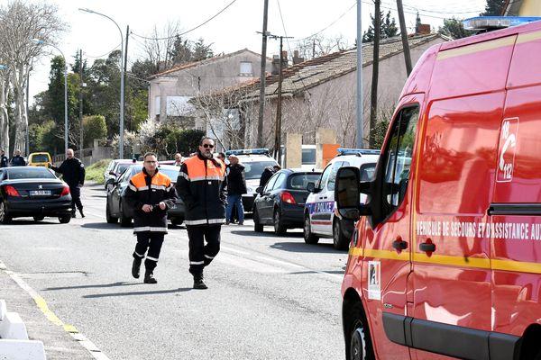 Fusillade à Carcassonne dans l'Aude - 23 mars 2018