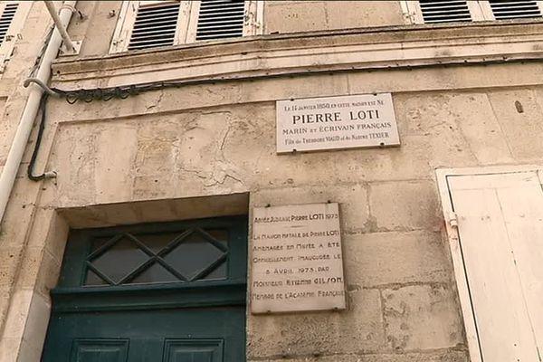 La maison de Pierre Loti fait partie des sites emblématiques retenus pour le Loto du patrimoine.