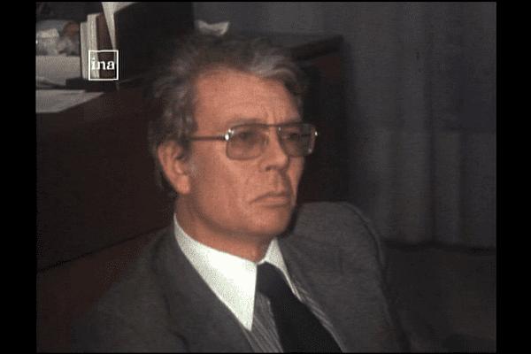 Charles Josselin en 1976
