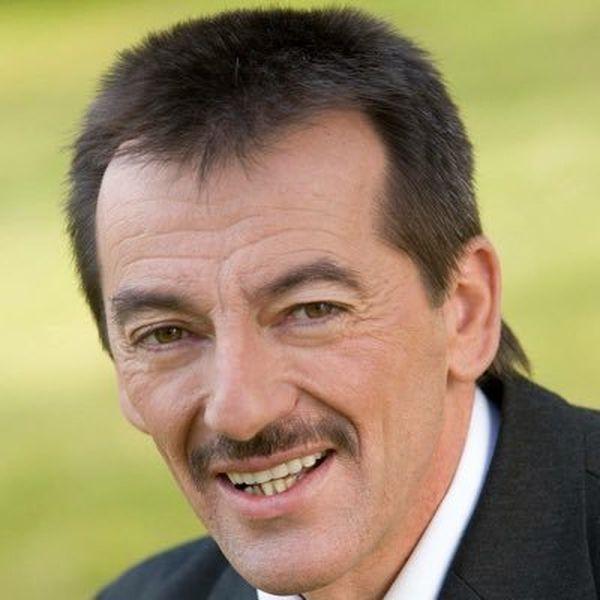Eddy Puyjalon, candidat tête de liste du mouvement pour la Ruralité