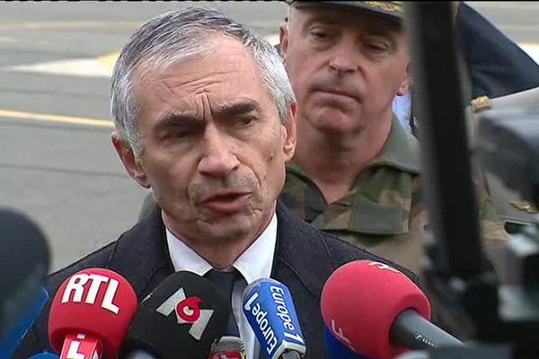 Xavier Tarabeux, procureur de la République de Marseille.