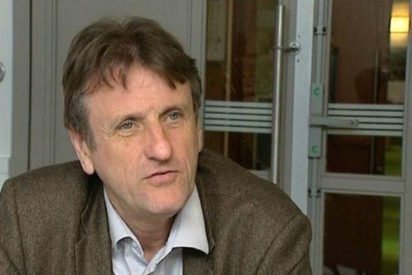 Jean-François Macaire candidat à la candidature socialiste pour les régionales