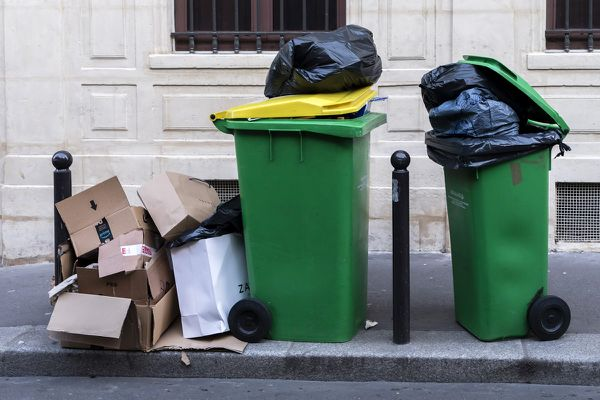 La gestion des déchets un sujet toujours aussi très sensible.